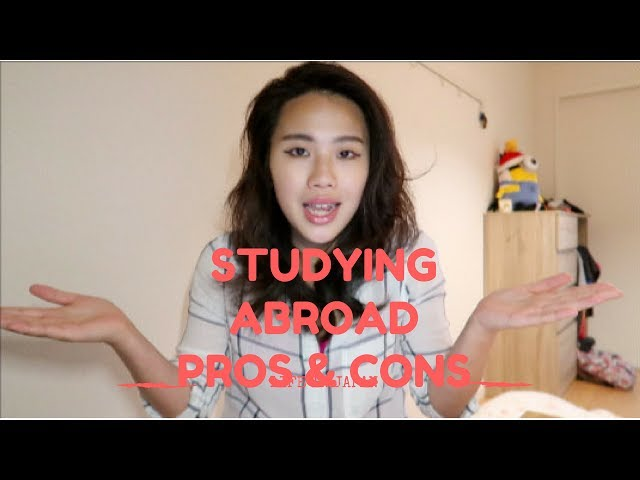 Pros & Cons of Studying Abroad | ????????
