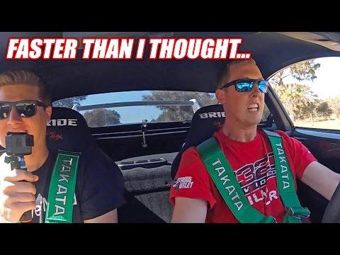 Redneck Drives 1000hp SUPRA... Totally Surprised