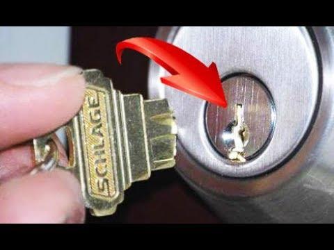 Четыре надёжных способа, как достать сломанный ключ из любого замка