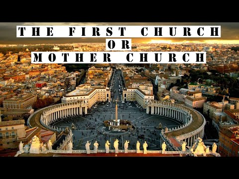 Catholic Reformation Ministry - The First Church or Mother Church / ஆதி சபை or தாய் சபை