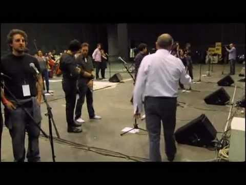 Les Miserables 25th Anniversary - Behind The Scenes At Rehearsals - Part 2
