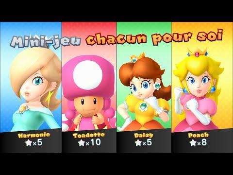 Mario Party 10 - PLATEAU : Mouillage des Nuages avec Harmonie