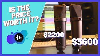 Neumann U87 Ai vs Neumann TLM 67 - Let's Hear What $3600 Sounds Like