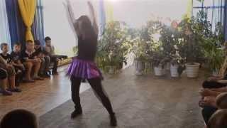 Танец на мероприятии