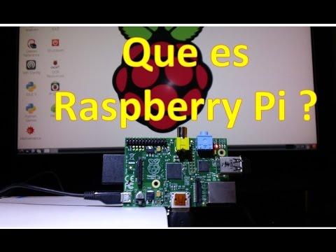Que es Raspberry Pi?     Para que se Utiliza?  (Unboxing)