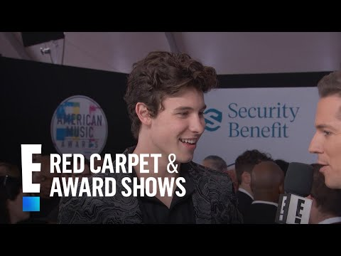 Shawn Mendes on Advice From Justin Bieber & Taylor Swift | E! Live from the Red Carpet