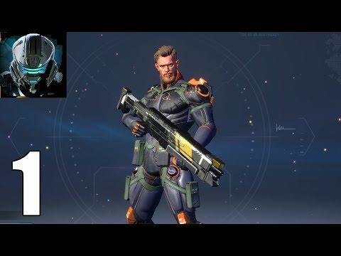 Gigantic x ( IOS / Androi ) Gameplay #1 - Tutorial