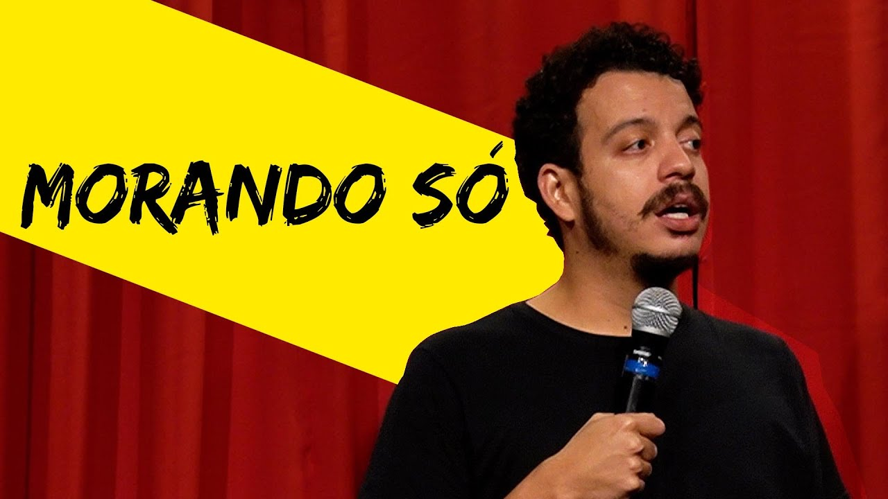 Rodrigo Marques - Passeio na Rocinha - Stand Up Comedy