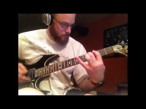 DEICIDE - Lunatic of God's Creation (guitar cover)