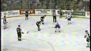 1989 Toronto Marlboros Last Game at Maple Leaf Gardens - Part 5