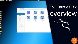 kali Linux 2019.2 overview  Penetration Testing Redefined