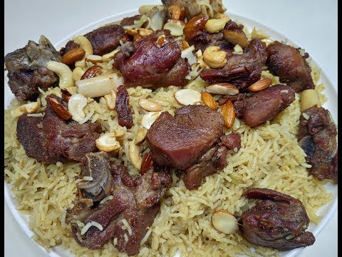 MUTTON MANDI RECIPE -BAWARCHI SE SIKHYIE -ARABIAN RECIPE