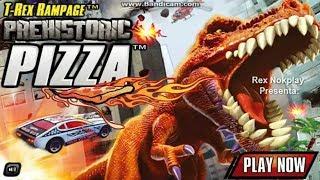 Festival De Autos 53: Hot Wheels Hero Vs Pizza T-Rex Rampage 2009