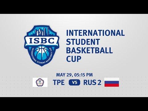 Chinese Taipei - Russia 2. Day 2. ISBC 2019