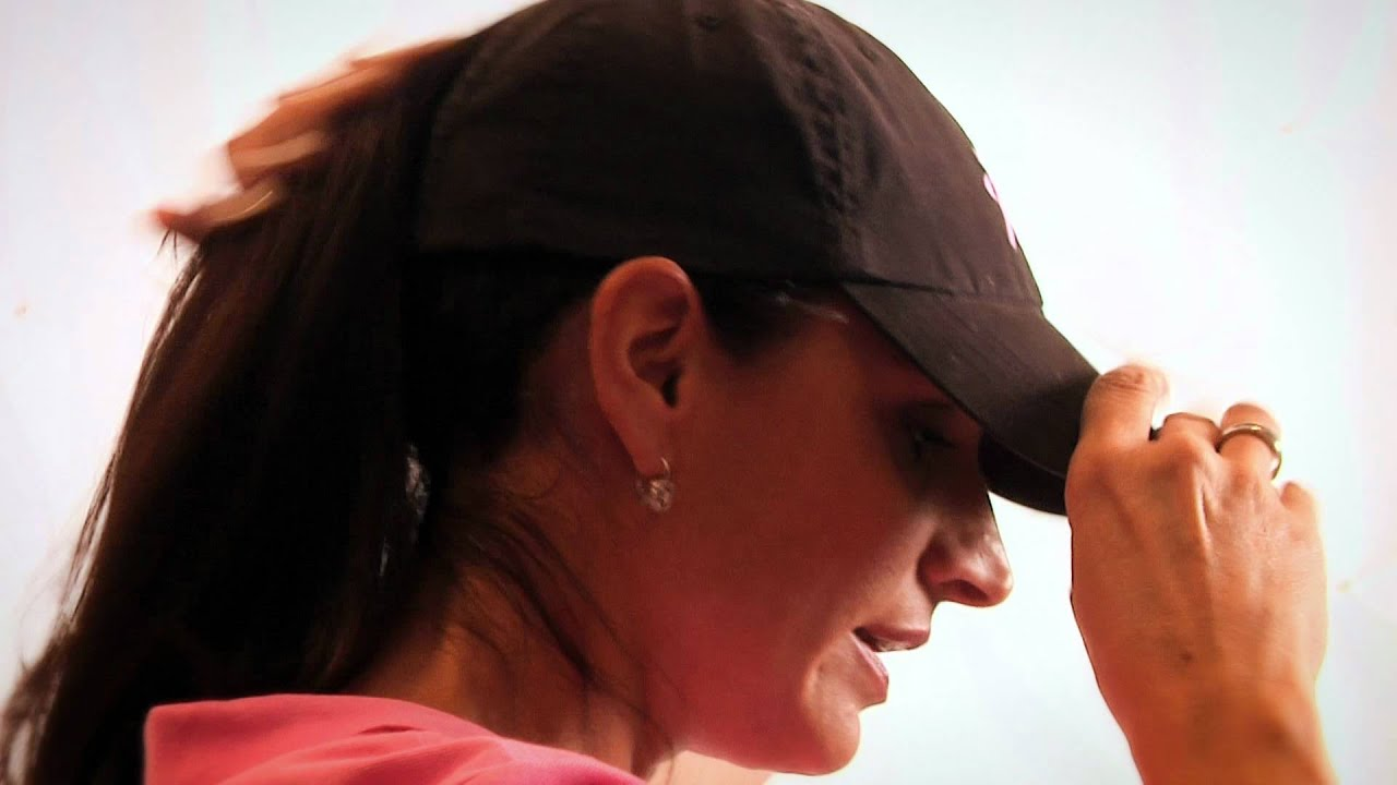 Hytail® ponytail hat for women and girls. www.adactivewear.com - YouTube 088da34ab5a