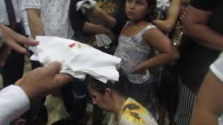 Libertação Mulher vomita sangue. Pastor Vanderson Trovão