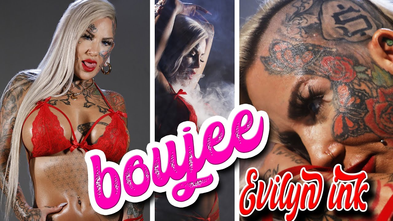"""Evilyn Ink is """"Boujee"""" Video and Interview"""