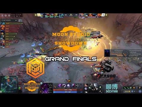 Moon Studio Asian Showdown | OB Neon vs Dragon | GRAND FINALS | Full Game Highlights |