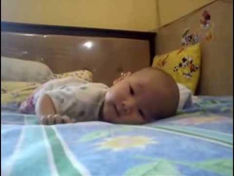 Bayi 3 Bulan Bisa Apa ?