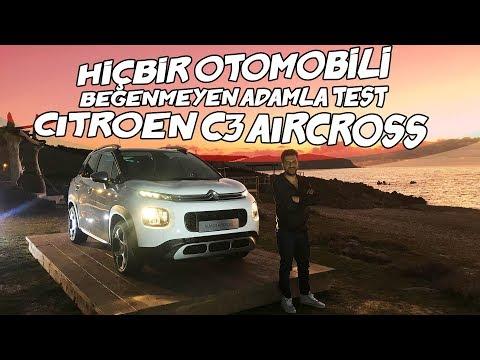 Hiçbir Otomobili Beğenmeyen Adamla Test | Citroen C3 Aircross