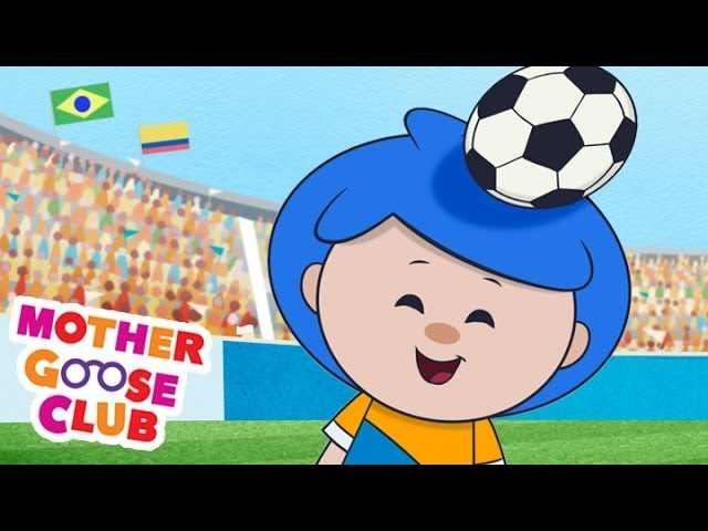Soccer Rocker Mother Goose Club Rhymes For Kids Youtube