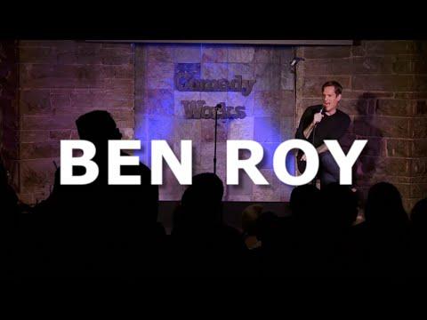Ben Roy - Old Money vs New Money - Comedy Works