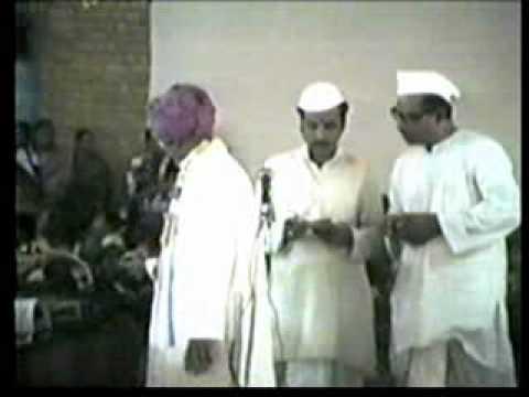Shree Digambardas Maharaj Jayanti Utsav Kirtan 1985 - Part 3