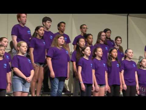Sarasota Youth Opera Camp   Final Demonstration