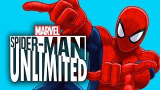Spider-Man Unlimited - Green Goblin!