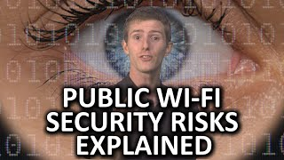 Public Wi-Fi Security Risks As Fast As Possible