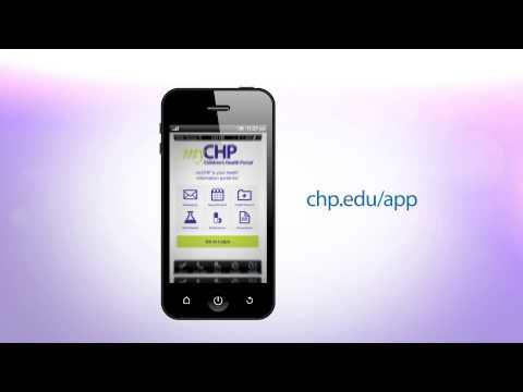 Manage your child's health information online with myCHP