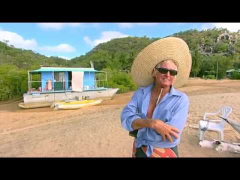 Second pilot video for Cooking program Townsville 2004 shot on Magnetic Island