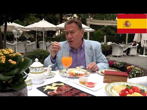 """BBC's Great Continental Railway Journeys """"Madrid to Gibraltar"""" S02E01"""