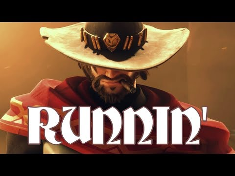 Overwatch AMV - Runnin'