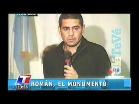 Mirá las palabras de un Riquelme emocionado. (TN)   Olé   Diario Deportivo.flv