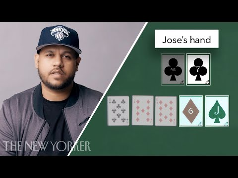 Poker Players Replay Their Luckiest Hands | The New Yorker