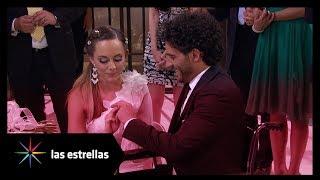 Porque el amor manda: ¡Rogelio y Patricia se casan! | ¡Últimos capítulos #ConLasEstrellas