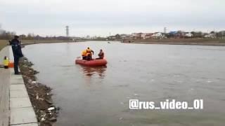 Поиски утонувшего в Астане мужчины продолжаются 6 дней