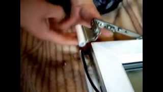Замена резиновых уплотнителей(, 2013-03-20T10:55:19.000Z)