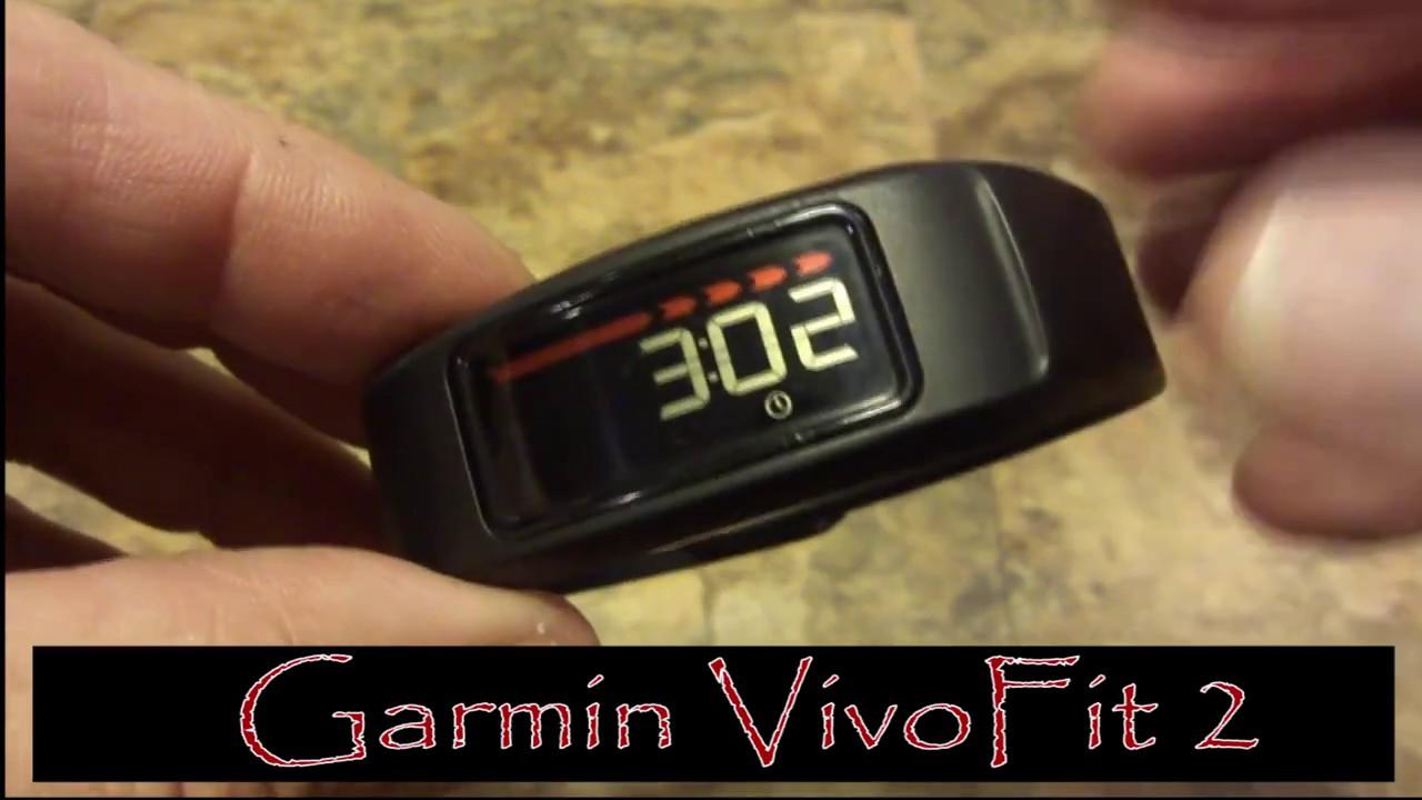 Garmin VivoFit 2 Battery Change Review