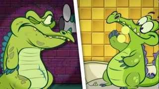 Крокодильчик Свомпи