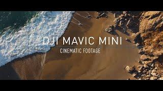 DJI Mavic Mini Cinematic Footage