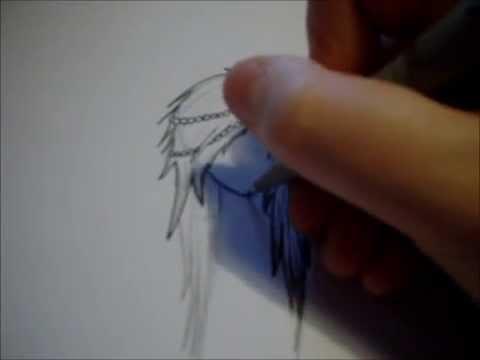 Manga Zeichnen Lernen Kopf Madchen Mit Accessoire Youtube