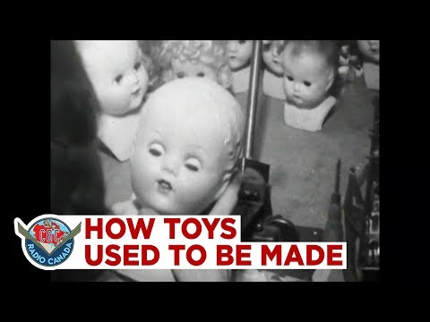 How Toys Got Made In Canada In 1954