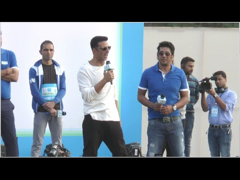 Akshay Kumar's Fitness Tips (UNCUT)