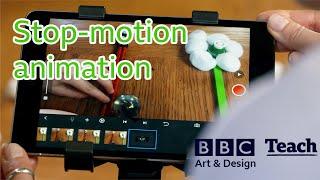Art and Design KS2 | Stop-motion animation | BBC Teach