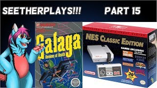 Galaga (NES Classic Edition #15) - SeetherPlays