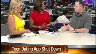 Skout shuts down teen dating service