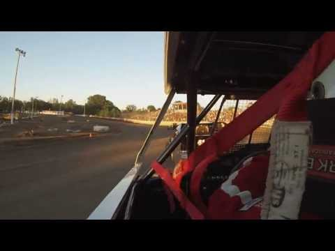 7-27-13 Valley Speedway Heat Race #46