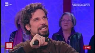 'Uno Zio Vanja' per Vinicio Marchioni e Francesco Montanari - Storie italiane 21/02/2018